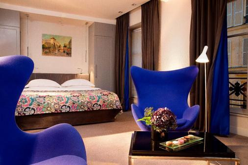 Le Pradey - Paris - Bedroom