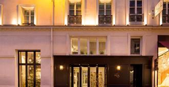 Le Pradey - Paris - Gebäude