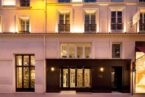 Le Pradey - Pariisi - Rakennus