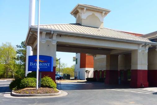 Baymont Inn & Suites Calhoun - Calhoun - Building