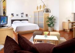 Hotel Capitol Kuala Lumpur - Куала-Лумпур - Спальня