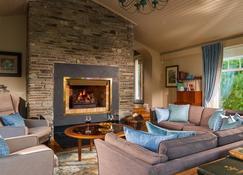 Sheen Falls Lodge - Кенмар - Гостиная