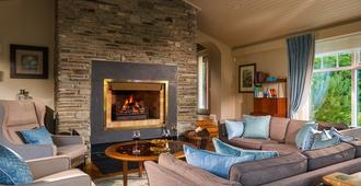 Sheen Falls Lodge - Kenmare - Sala de estar