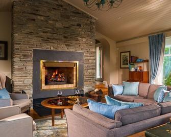 Sheen Falls Lodge - Kenmare - Вітальня