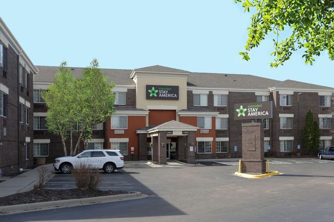 Extended Stay America - Minneapolis - Eden Prairie - Technology Drive - Eden Prairie - Bâtiment