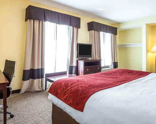 Comfort Suites - Rock Hill - Phòng ngủ