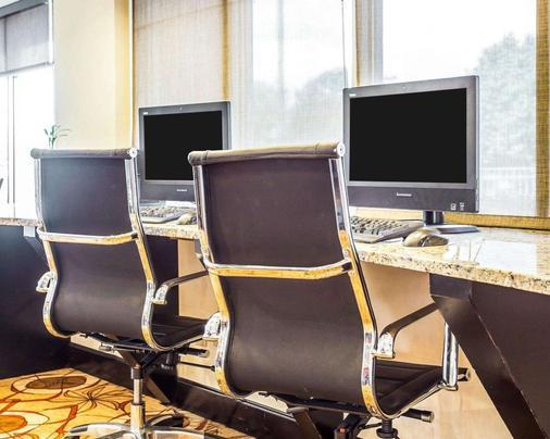 Comfort Suites - Rock Hill - Khu vực làm việc