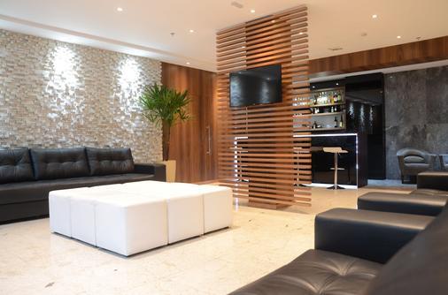 卡薩諾瓦酒店 - 里約熱內盧 - 客廳