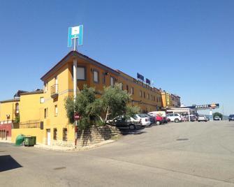 Hostal Arias - Zafra - Building