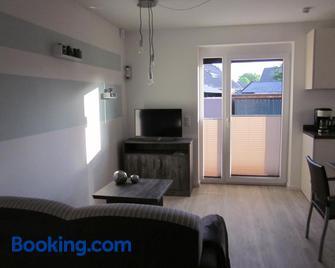 Greenments, Apartments für Freizeit und Beruf - Geesthacht - Sala de estar