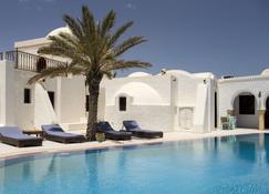 Maison Leila - Midoun - Pool
