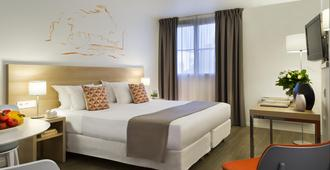 Citadines Presqu'Île Lyon - Lyon - Bedroom