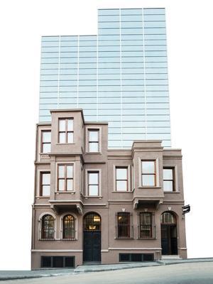 Blueway Hotel Historical - Estambul - Edificio