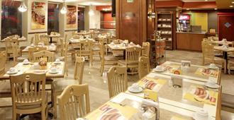 iStay Hotel Monterrey Histórico - Monterrey - Restaurant