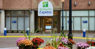 Holiday Inn Express Toronto Downtown - Toronto - Rakennus