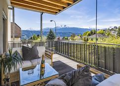 Design Apartments mit Terrasse - Adults Only - Insbruque - Varanda