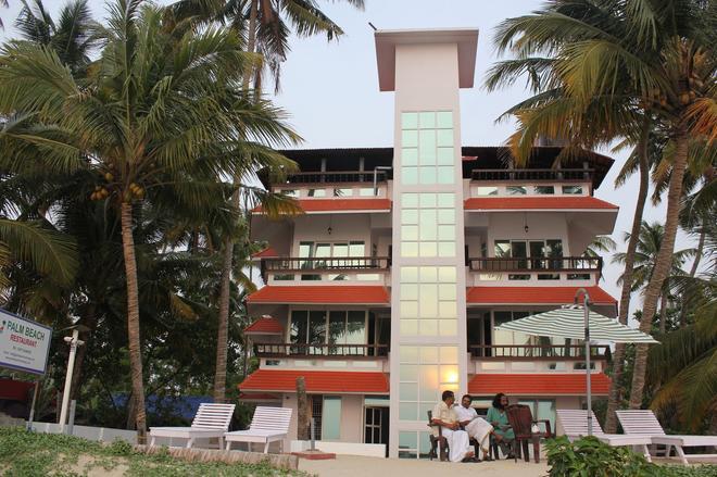 阿育吠陀棕櫚海灘渡假村 - 阿拉普薩 - Alappuzha - 建築