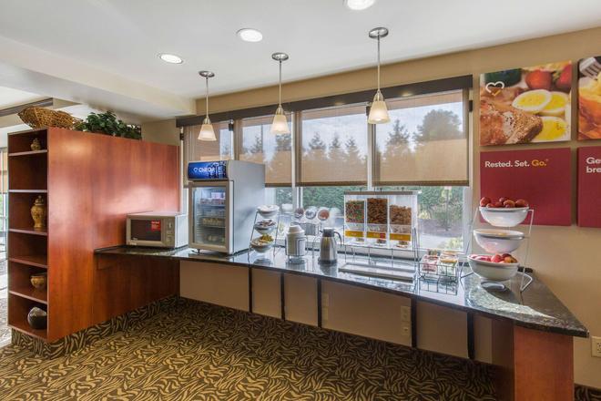 Comfort Suites - Seaford - Buffet