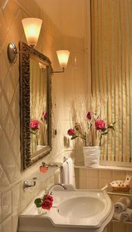 Best Western Hotel Metropoli - Genoa - Bathroom