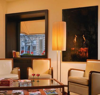 Best Western Hotel Metropoli - Génova - Lobby