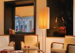 Best Western Hotel Metropoli - Генуя - Лобби