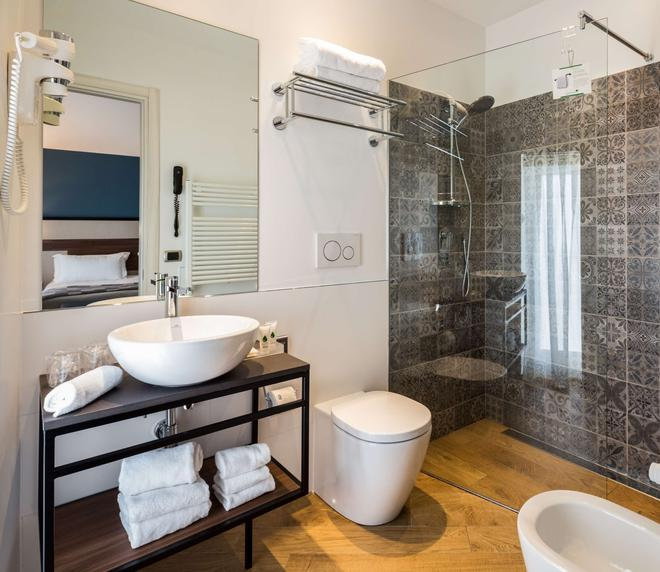 Best Western Hotel Metropoli - Генуя - Ванная