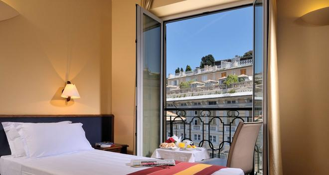 Best Western Hotel Metropoli - Génova - Balcón