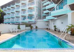 Ayutthaya River View Hotel - Ayutthaya - Pool