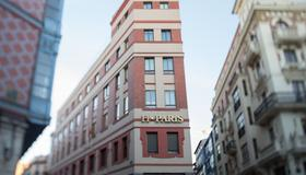 Hostal Paris - Valladolid - Edificio