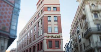 Hostal Paris - Valladolid - Building