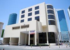 Seef Avenue Suites - Karbābād - Building