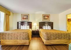 MainStay Suites Texas Medical Center/Reliant Park - Houston - Bedroom