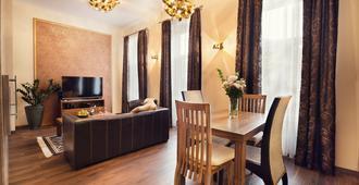 City Residence Apartment Hotel - Košice - Salle à manger