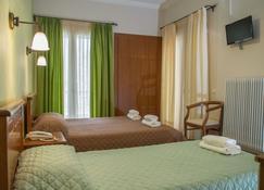 Liberty Hotel - Messolonghi - Bedroom