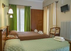 Liberty Hotel - Messolonghi - Sypialnia