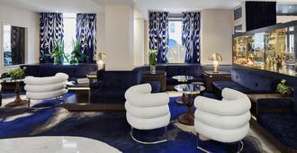 Hotel Bel Ami - פריז - טרקלין