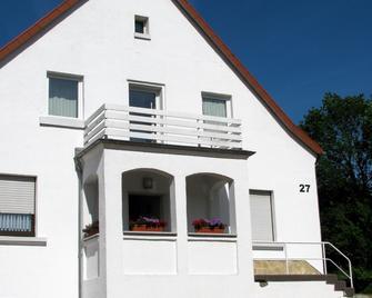 Gästehaus Perrin - Mandelbachtal - Edificio