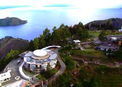 Taman Simalem Resort - Tongging - Vista del exterior