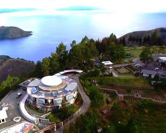 Taman Simalem Resort - Tongging - Outdoors view