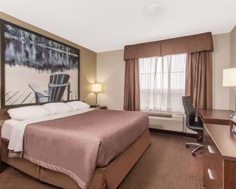 Super 8 by Wyndham Red Lake ON - Red Lake - Bedroom