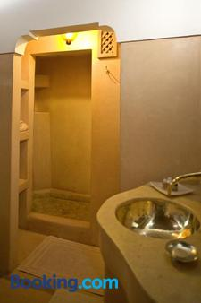 Dar Attajmil - Marrakesh - Phòng tắm