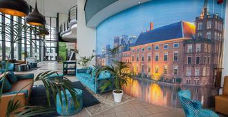 The Hague Teleport Hotel - The Hague - Lobby