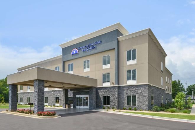 Americas Best Value Inn & Suites Southaven Memphis - Horn Lake - Edificio