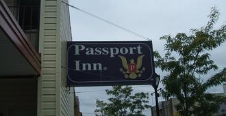 Passport Inn 3rd Street - Niagarafallene - Utsikt