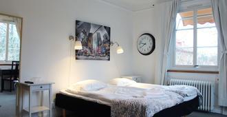 Hotel Äppelviken - שטוקהולם - חדר שינה