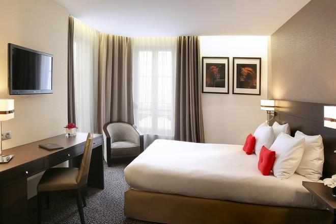 Best Western Premier Hotel de la Poste & Spa - Troyes - Makuuhuone