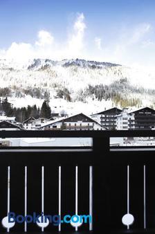 Valluga Hotel - Sankt Anton am Arlberg - Balkon
