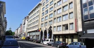 Bedford Hotel & Congress Centre - Brussel - Gebouw