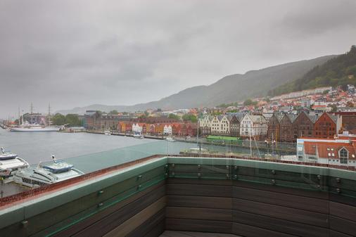 Scandic Torget Bergen - Bergen - Balcony