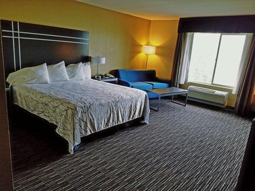 Best Western Topaz Lake Inn - Gardnerville - Bedroom